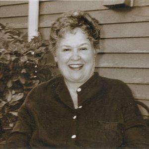"Margaret ""Ann"" Cowell Linkenheimer Britton"