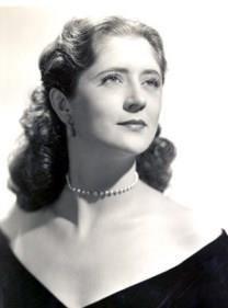 Edythe Elizabeth Stauffer Obituary Photo