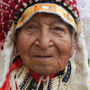 "David W. Bald Eagle, a Lakota chief and actor whose film credits include ""Dances With Wolves,"" died July 22, 2016, according to multiple news sources. He was 97."
