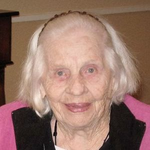 "Adeline ""Addie"" Mildred Sheriff Obituary Photo"