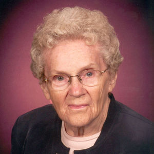 Marie E.  (nee Meyer) Korf Obituary Photo