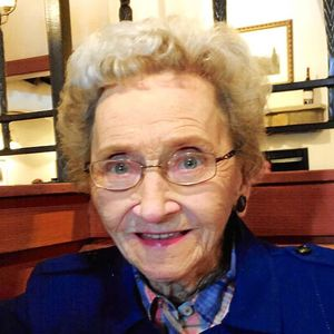 "Dorothy  ""Dottie"" Wiseman Obituary Photo"