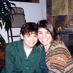Karen and Sara, Aptos, CA 1998 (?)