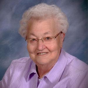 Frances C. Borgerding Obituary Photo