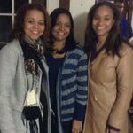 Idania, Mayra la prima y Ester