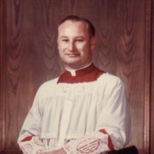 Rev. Monsignor Arthur J. Nace Obituary Photo