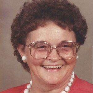 "Christine ""Teeny"" Schronce Obituary Photo"