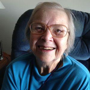 June  S. (Habblitz)  MacGregor Obituary Photo
