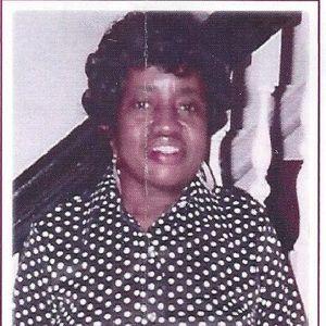Mrs. Dorothy Inez Heyward