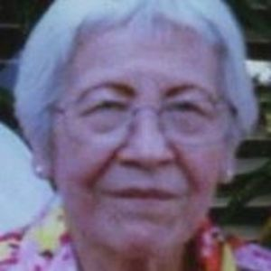 Mrs. Rosie Alvarez Benavides