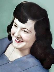 Gloria Diane Verden obituary photo
