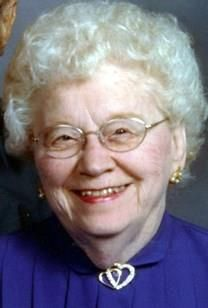 Charlotte E. Eisenhart obituary photo