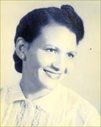 Beryl May Simon obituary photo