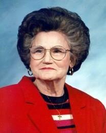 Mary Magdalene Yerby Harcrow obituary photo
