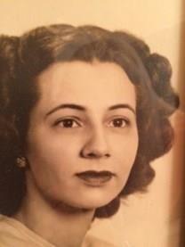 Marian Joan Embree obituary photo