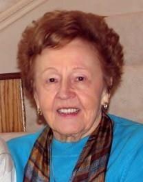 Elfriede Anna Mercer obituary photo