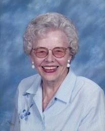 Ruth Mary Smith obituary photo