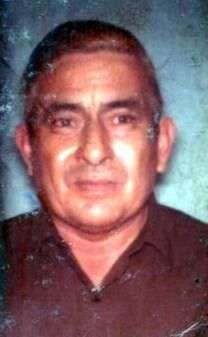 Eliseo Flores obituary photo