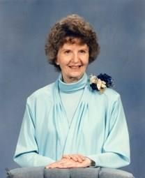 Gwen Carpenter obituary photo