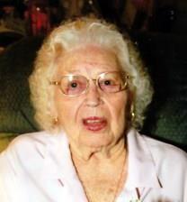 Grace Louise Harrison obituary photo