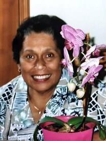 Eleanor Patricia James obituary photo