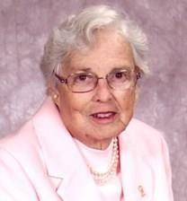 Viola Mae White obituary photo