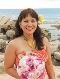 Zenaida Gandeza Cruz obituary photo
