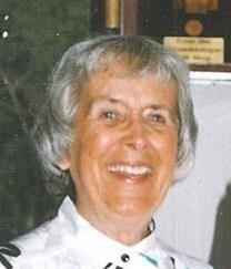 Bettye Thompson obituary photo