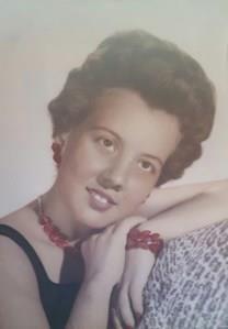 Marlyn Evans obituary photo