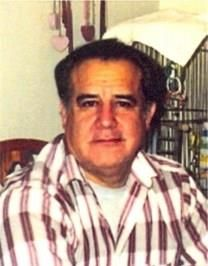 Charles Louie Gomez obituary photo