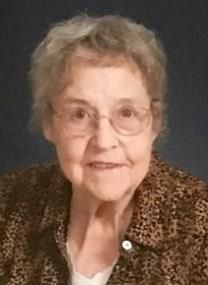 Norma Lee Sweet obituary photo
