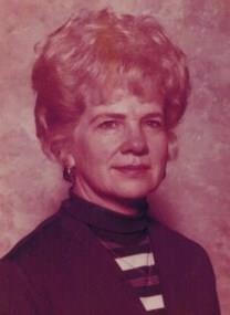 Margaret A. Harrison obituary photo