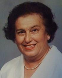 Stella Louise Jensen obituary photo