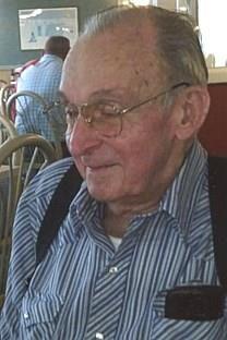 Harold F. Ross obituary photo