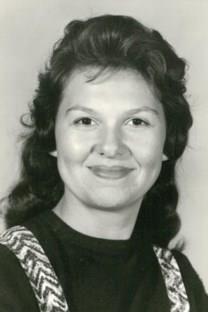 Tarla May Alley obituary photo