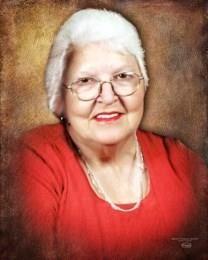 Martha O'Bryan McCann obituary photo