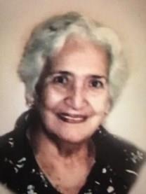 Emelia R. Leon obituary photo