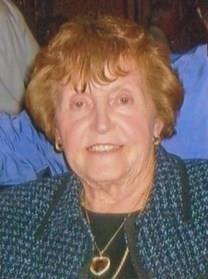 Florence Campbell obituary photo