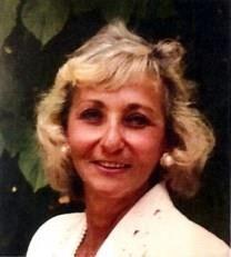 Lenore Reinhard obituary photo