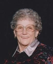 Miriam Louise Hawn obituary photo