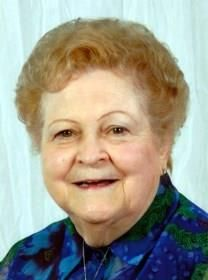 Georgia Mae Bigelow obituary photo