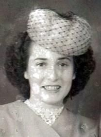 Annie May Barrilleaux obituary photo