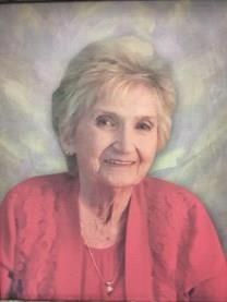 Betty Jo Leonard obituary photo