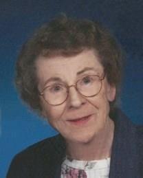 Shirley A. Metcalf obituary photo