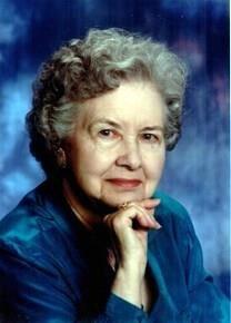 Eva Jean Troxel obituary photo