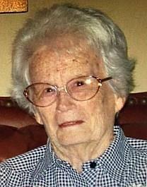 Frances B. Thomas obituary photo