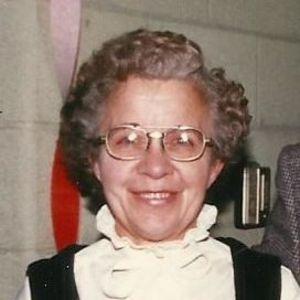 Edna Mae Oltman