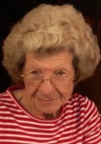 Betty Millet Richie obituary photo