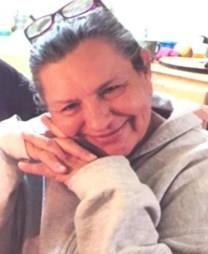 Dora Miranda obituary photo