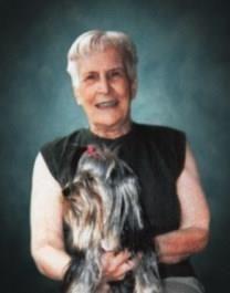 Edna Catherine Jenkins obituary photo